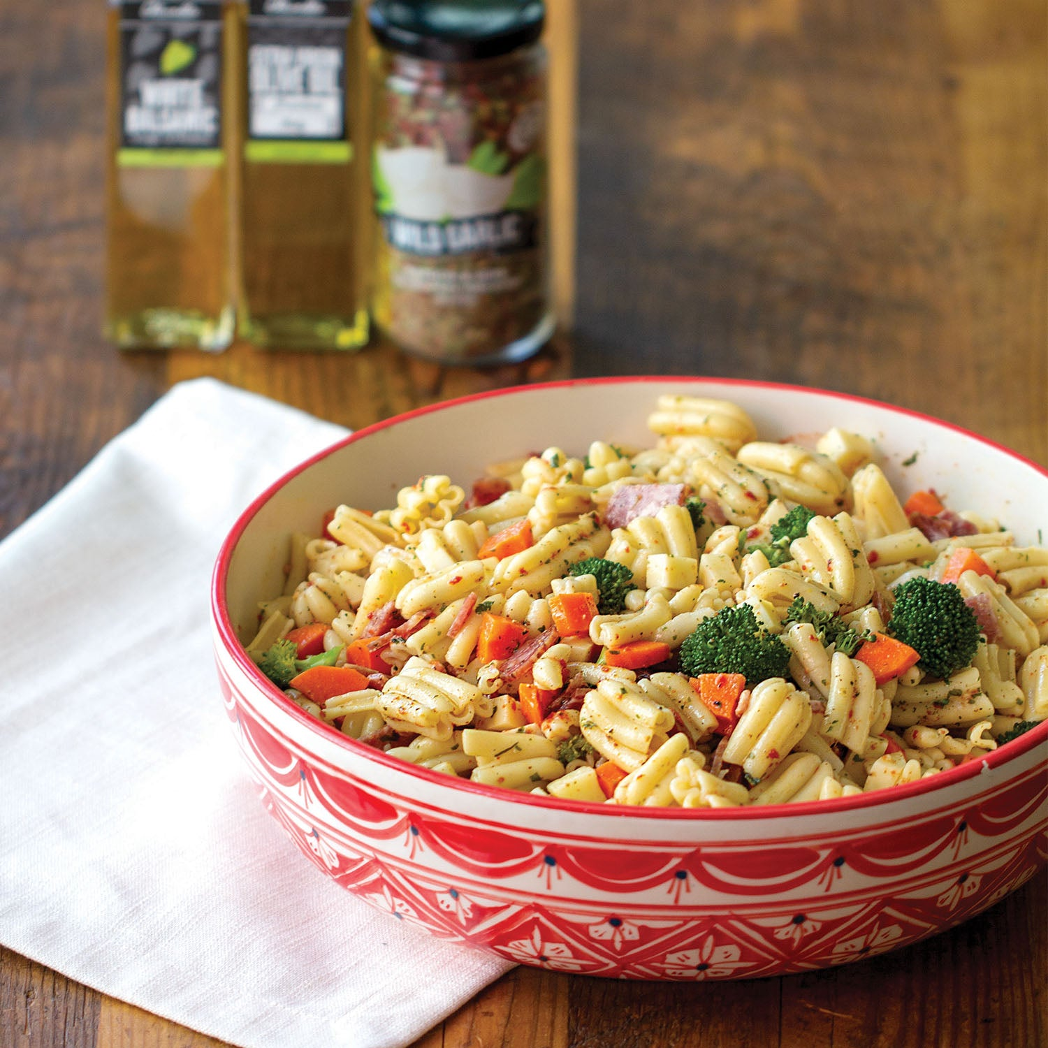 Italian Pasta Salad - Recipe Gift Kit