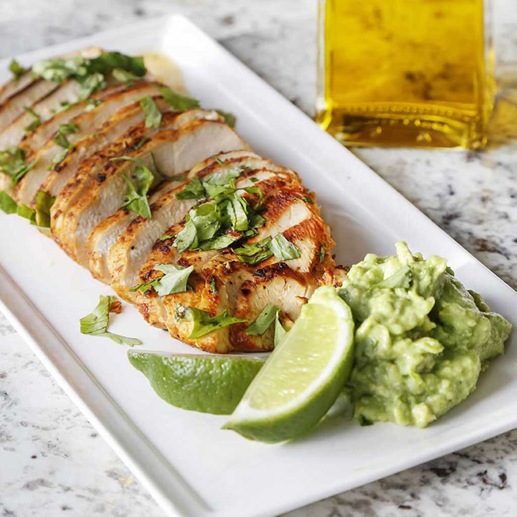 Mexican Lime Chicken - Recipe Gift Kit