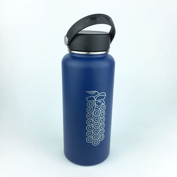 Engraved Hydro Flask Growler 32oz.