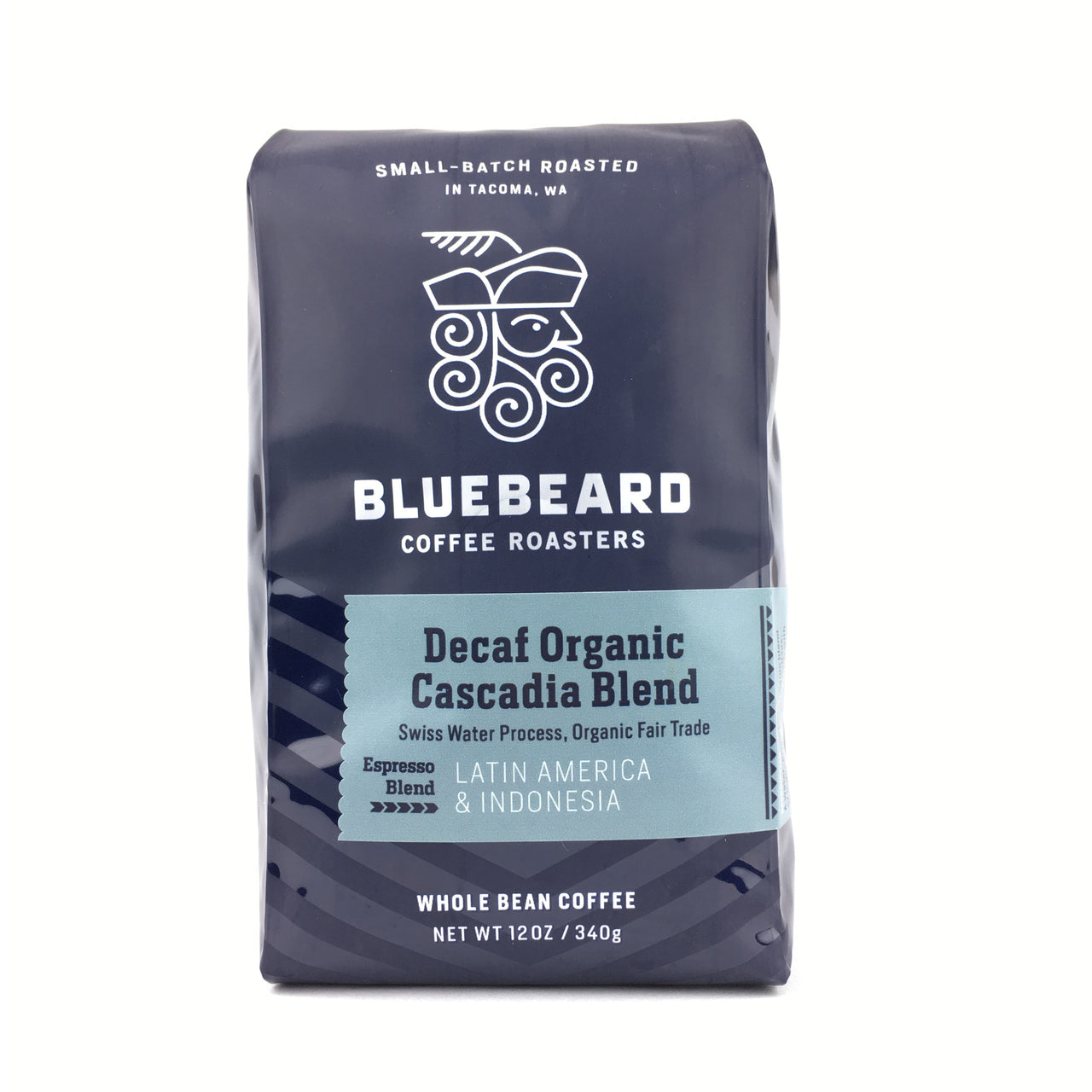 Decaf Organic Cascadia Blend | Swiss Water Process