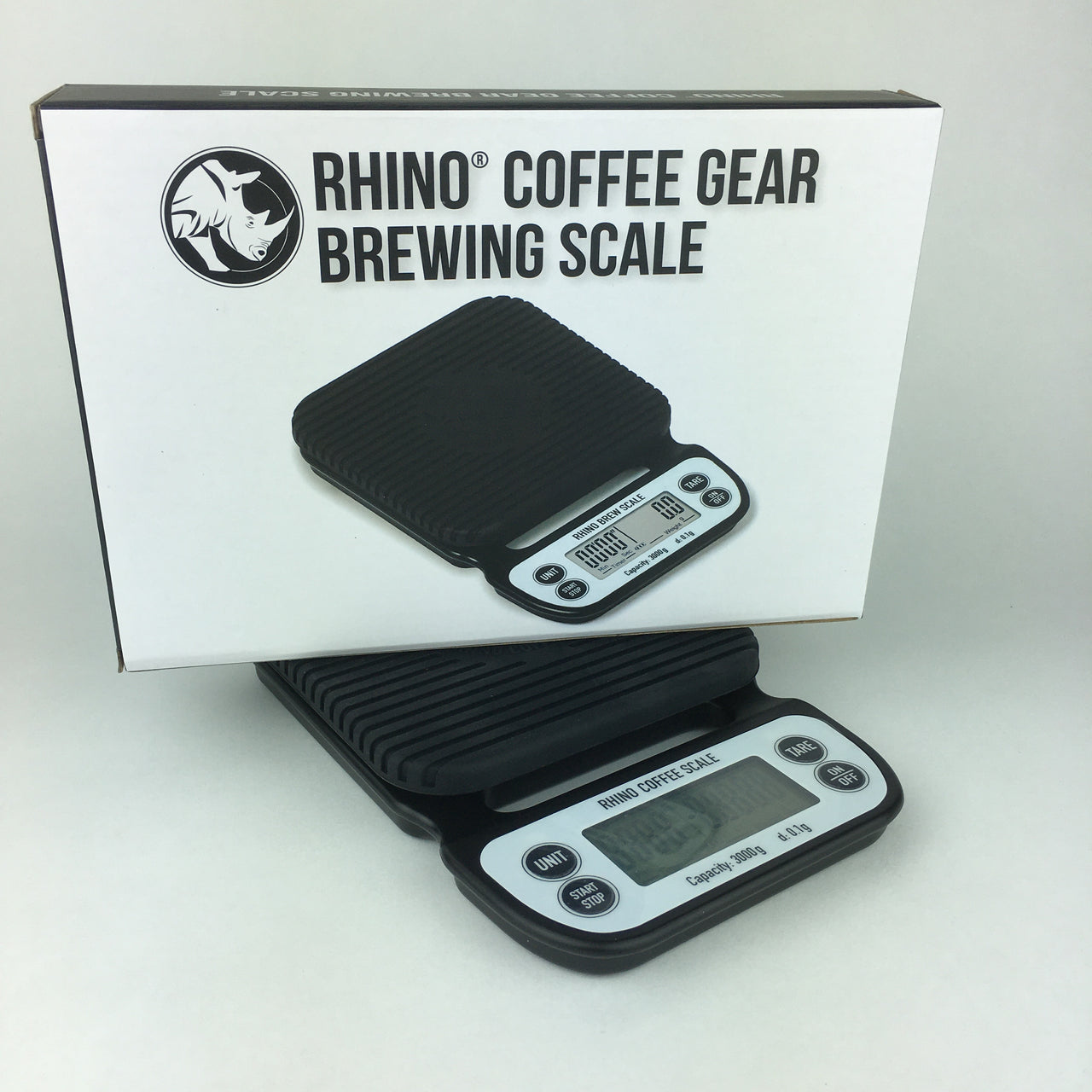 Rhino Coffee Gear Scale