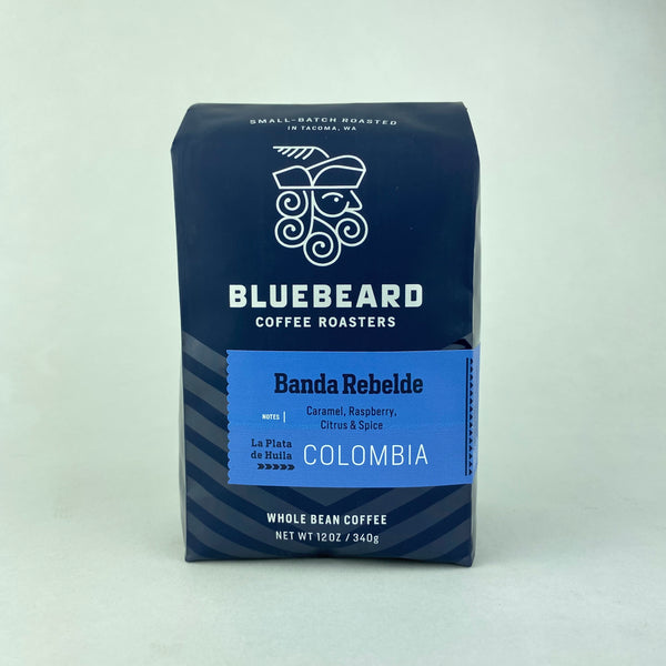 Instant Bluebeard Coffee 4-pack - SALE