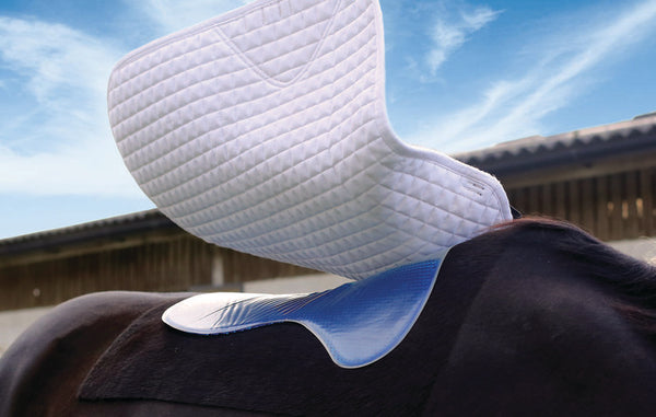 The VIP Saddle Pad from VIP Equestrian