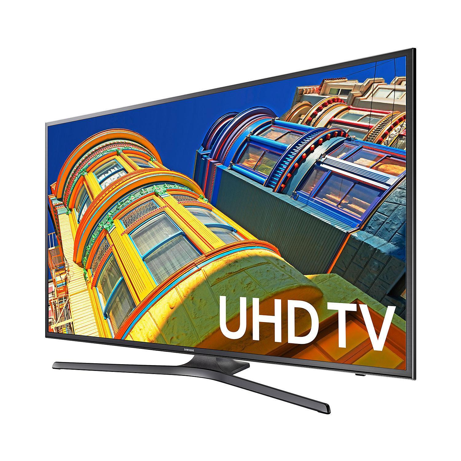 "Samsung Smart TV 60"" LED 4K(Refurbished)"