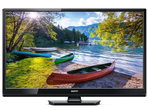 "Sanyo TV 32"" LED (Refurbished)"