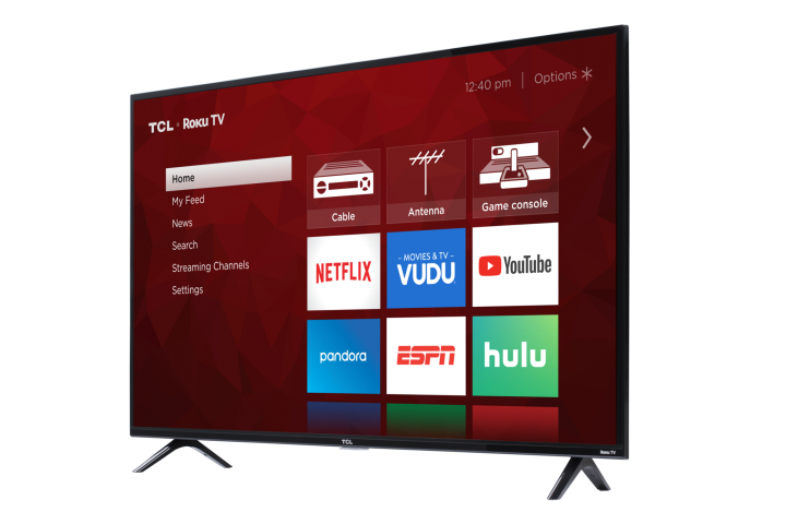 "TCL Smart TV 50"" LED 4K - ROKU(Refurbished)"