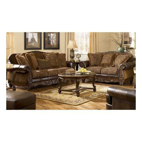 Ashley Sofa Y Loveseat