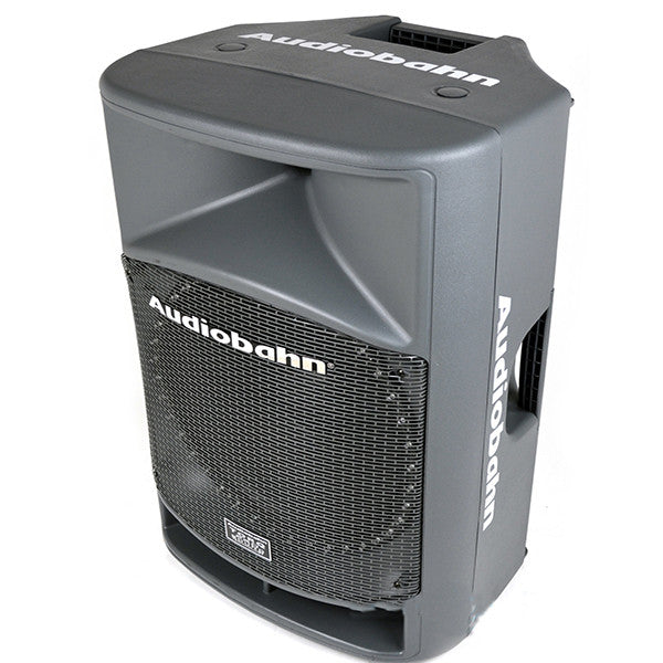 "AUDIOBAHN BOCINA AMPLIFICADA 15"" BLUETOOTH"