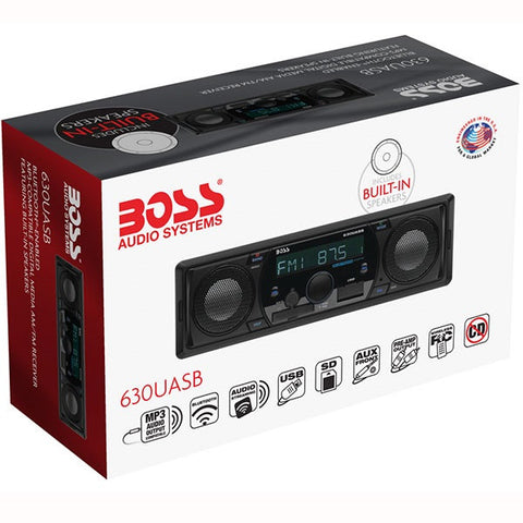 BOSS AUTOESTEREO AMFM/USB/AUX/SD