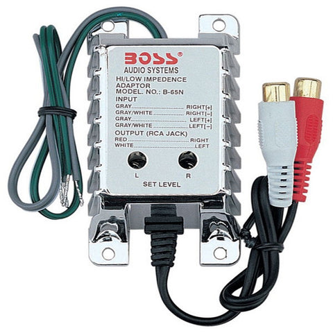 BOSS ADAPTADOR HI TO LOW
