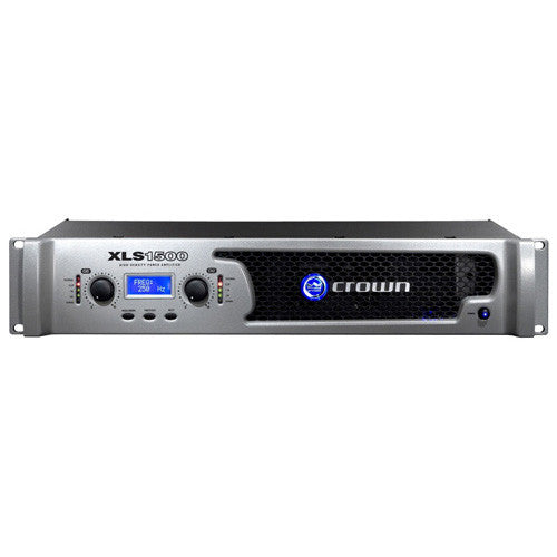 Crown Amplificador, Crown, XLS 1500, Serie DriveCore 1550W