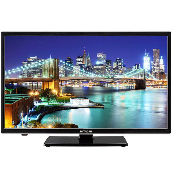 "HITACHI TV 24"" LED DIGITAL/PUERTO PC IN (VGA)  /1080P/60HZ/USB/HDMI/(X)"