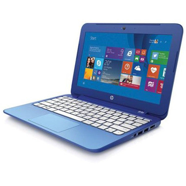 "HP LAPTOP DE 11"" AZUL PERFECTA PARA ESTUDIANTE"