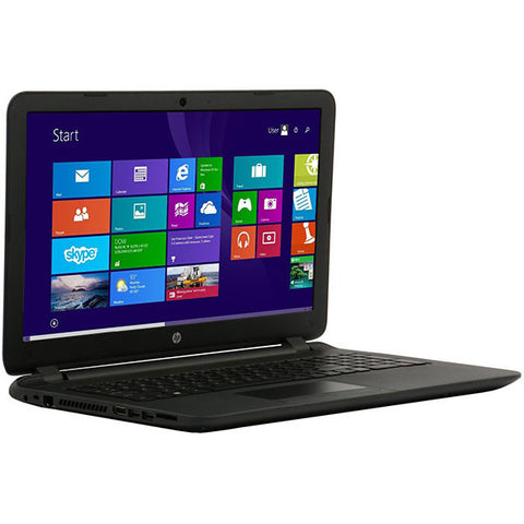 "HP LAPTOP DE 15.6"" DUALCORE 4GB DE RAM  500GB DE DISCO DURO WINDOWS 8  / REMANUFACTURADA"