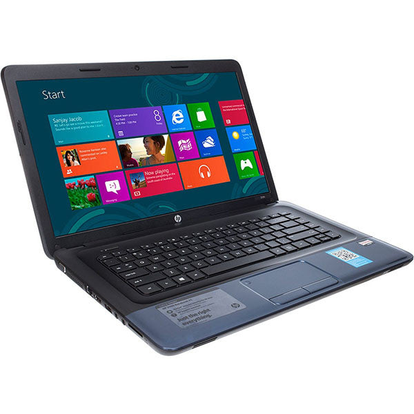 "HP LAPTOP DE 15.6"" TOUCH SCREEN 4GB DE RAM  320GB DE DISCO DURO WINDOWS 8"