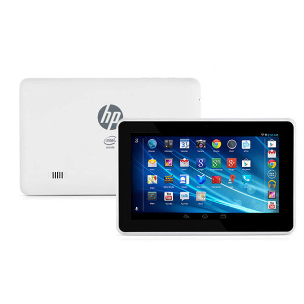"HP TABLET 7""  DUAL CORE 16GB DE ALMACENAMIENTO"