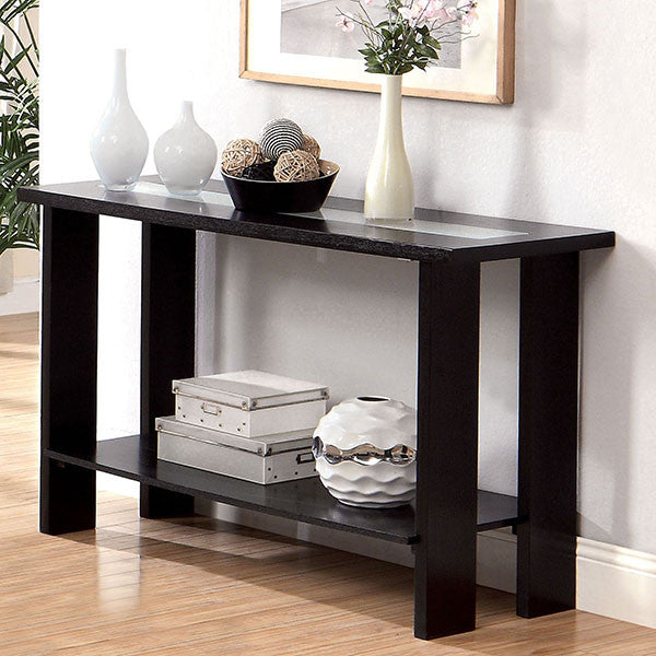 IMPORT  SOFA TABLE ESPRESSO LUMINAR