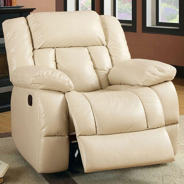 IMPORT SILLON RECLINABLE COLOR IVORY