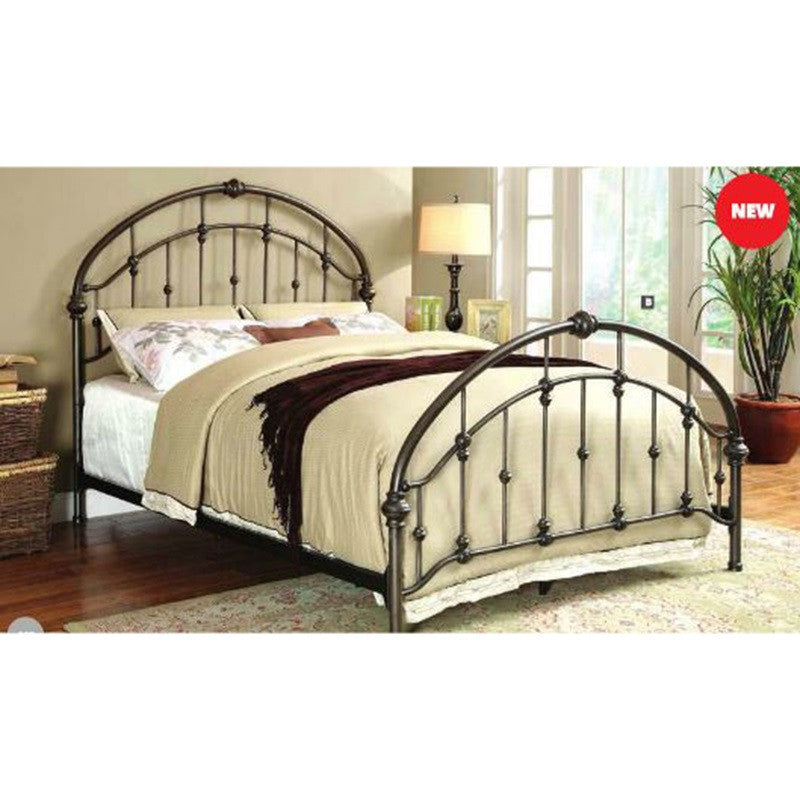 CAMA  QUEEN DE METAL
