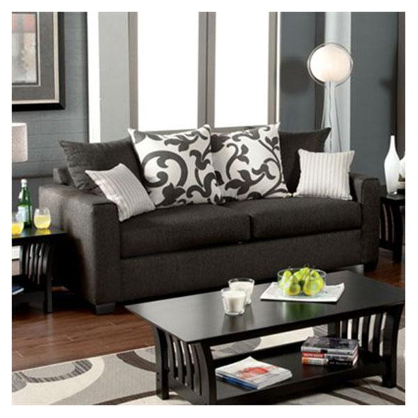 Import  Sofa Medium Gray