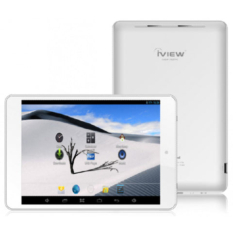 "IVIEW TABLET 7.85""  DUAL CORE/ DUAL CAM/ ANDROID"