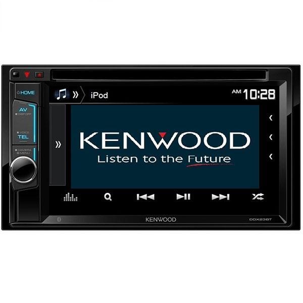 Kenwood Autoestereo Con Pantalla Touch Dvd Multiregion , Bt, Aux, Usb