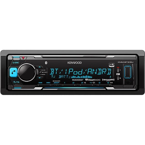 Kenwood Autoestereo Usb, Bluetooth