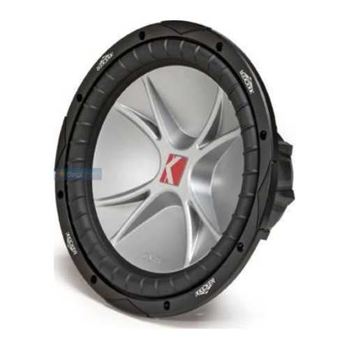 "KICKER BAJO 12"" DOBLE BOBINA"