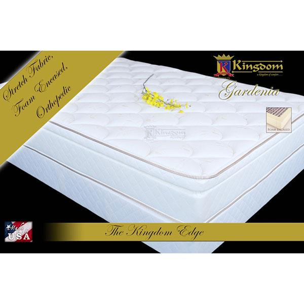 Kingdom Colchon Full Gardenia