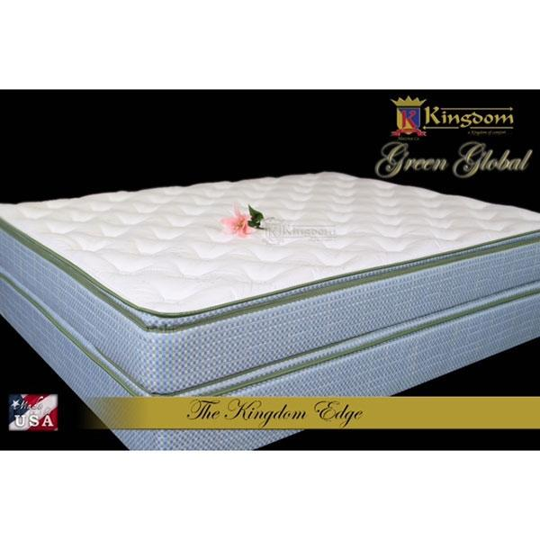 Kingdom Colchon Twin Green