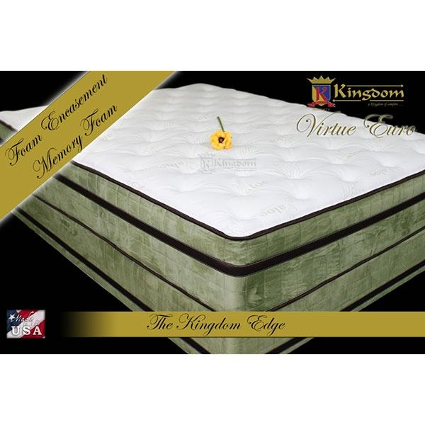 Kingdom Colchon Twin Virtue