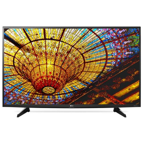 "Lg Smart Tv 4K Uhd 43"" Led Digital, Netflix ,  Youtube, Wifi-Web, (X)"