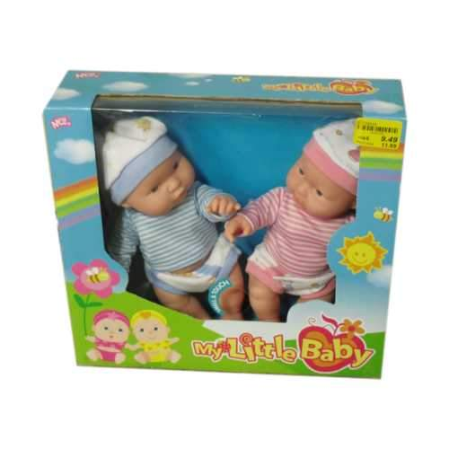 Little Baby Set De 2 Monos