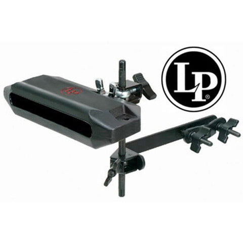 Bloque de Percusion, Latin Percussion, LP1208K con Soporte Incluido