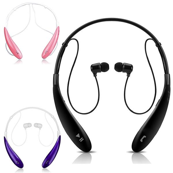 Novasonic Audifonos 3.5 Mm ,  Manos Libres , Bluetooth ,  Microfono Integrado ,  Recargable ,  Musica