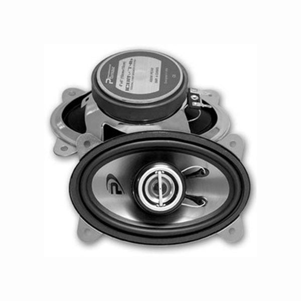 "PERFORMANCE TEKNIQUE PAR DE BOCINAS PARA CARRO 4X6"" 400 WATTS"