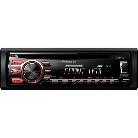 Pioneer Autoestereo Cd, Usb, Aux, Radio Fm-Am