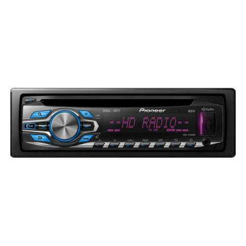 zx - PIONEER - AUTOESTEREO - IPOD - IPHONE - USB - AUX - MP3