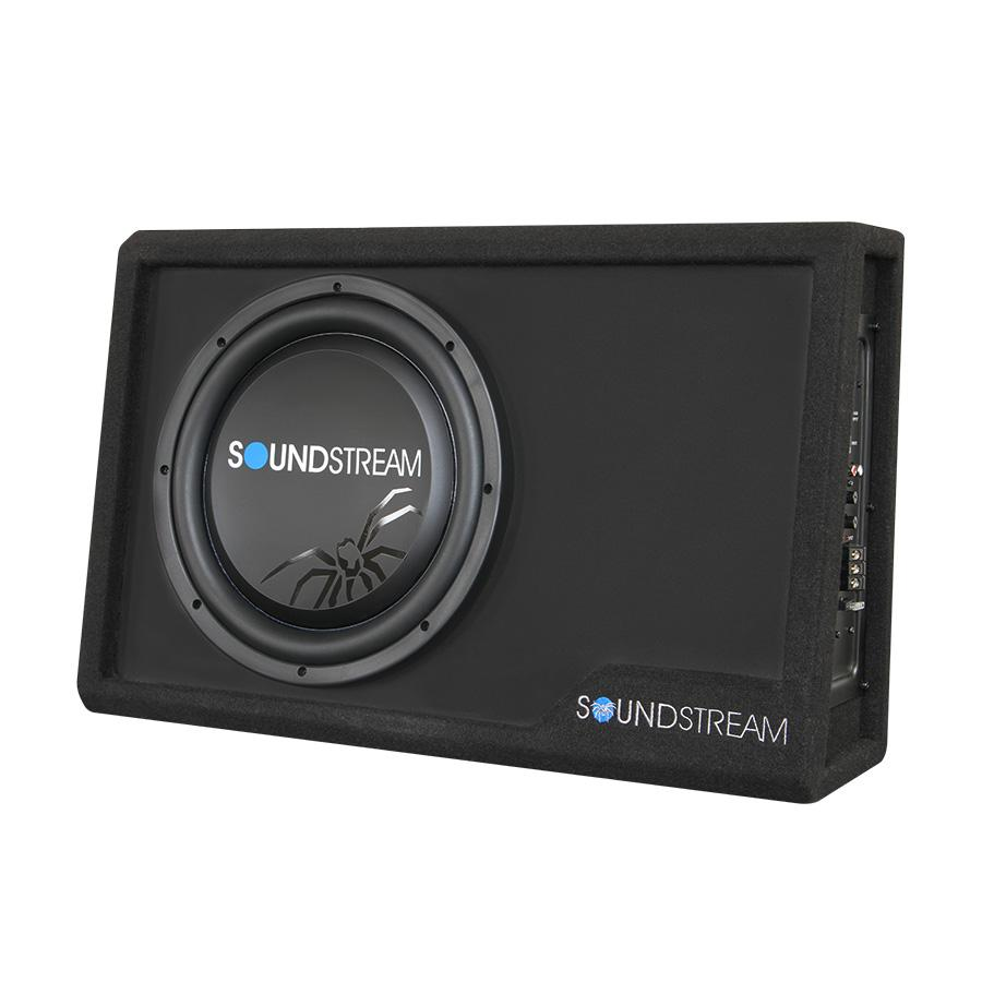 Soundstream PSB.10A Powered Enclosure w/Subwoofer