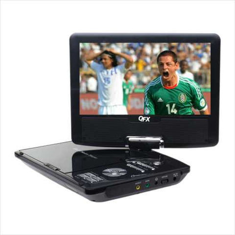 zx- Quantum Dvd Portatil 7'' Multiregion