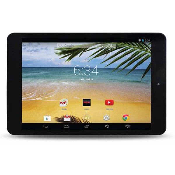 "RCA TABLET DE 8"" ANDROID /QUADCORE /DUALCAM / 8GB /1GB RAM / BLUETOOTH"