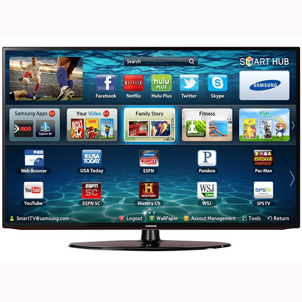 "SAMSUNG 32"" LED /1080P/120Hz/WIFI-NAVEGADOR WEB/ (X)"