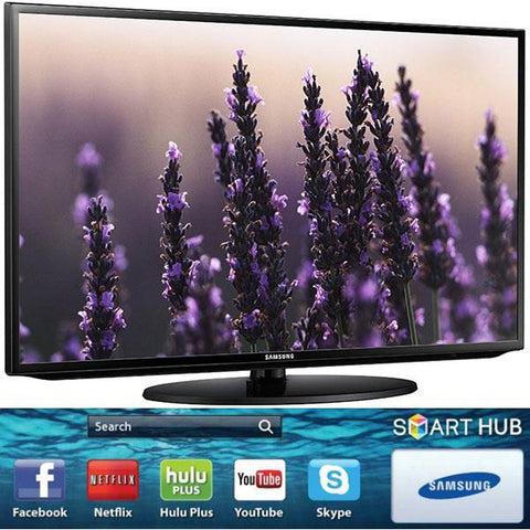 "Samsung Smart Tv 32"" Led Digital , Navegador Web , Netflix, Youtube, 1080p  120Hz, Hdmi, Usb, (X)"