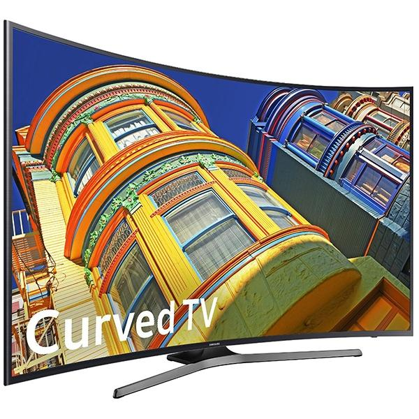"Samsung Smart Tv Curva 4K Uhd 55"" Led Digital, Netflix ,  Youtube, Wifi-Web, Usb, Hdmi, (B)"