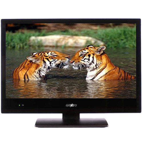 "zx - SANYO TV  19"" LED 720P 1 HDMI / (X)"