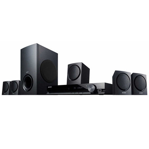 SONY HOME TEATHER 5.1 350W RMS ENTRADA DE USB