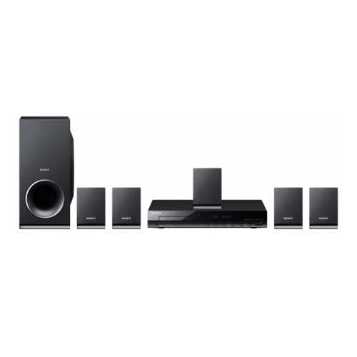 SONY - HOME THEATER - 5.1 CH - USB