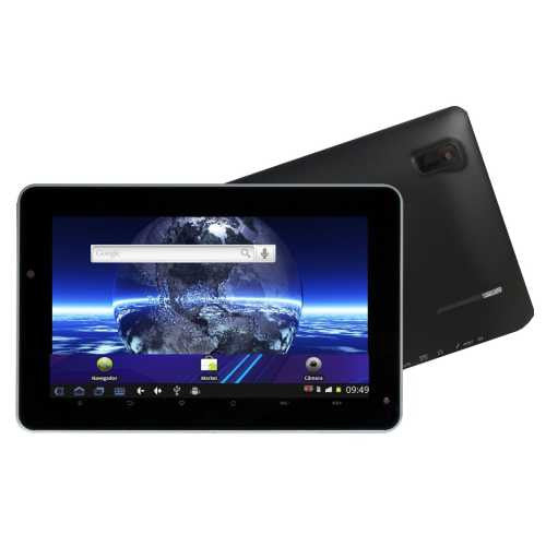 "zx- SUPERSONIC TABLET 7"" CAP/DUALCAMARA 4GB MEMORIA INT ANDROID 4.1 C/SALIDA HMDI"