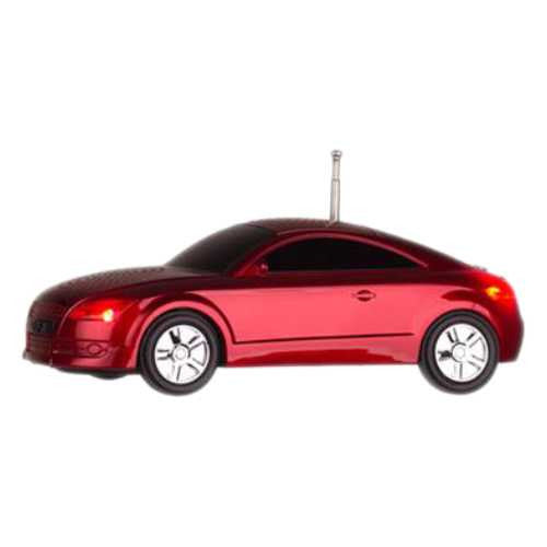 SUPERSONIC CARRO CON BOCINA USB-RADIO