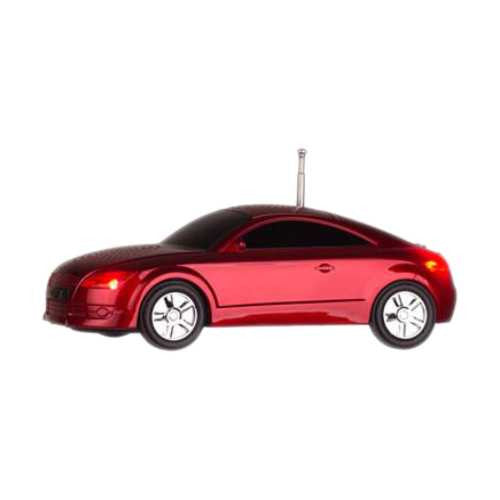 SUPERSONIC CARRO BOCINA CON ENTRADA USB-MICO SD-RADIO FM-BAT RECARGABLE